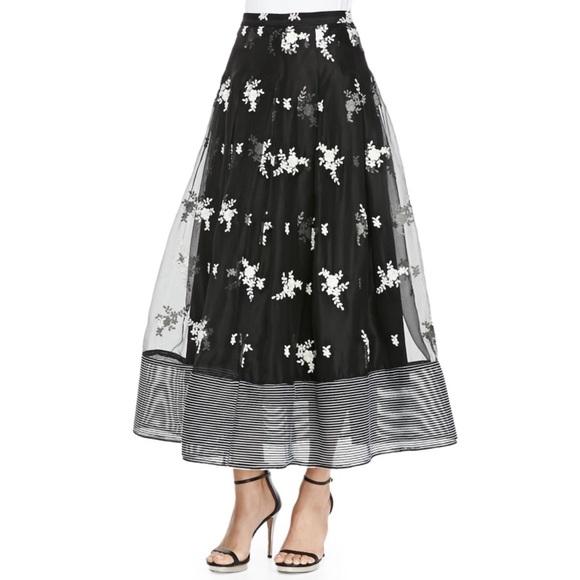 15306a292 Sachin + Babi Skirts | Sachin Babi Midi Skirt | Poshmark